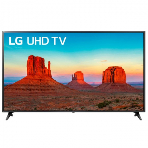 "LG - 50"" Class - LED - UK6090PUA Series - 2160p - Smart - 4K UHD TV with HDR"