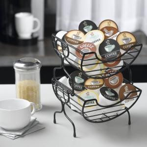Nifty Home Single Serve Coffee Baskets - Wire