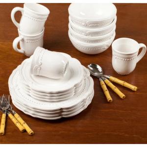 American Atelier Victoria Round 16 Piece Dinnerware Set