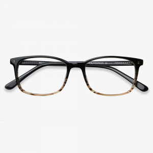 Botanist Gray Brown Eyeglasses