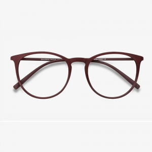 Dialogue Aubergine Eyeglasses