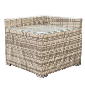 Luxo Maho Corner Coffee Table - Desert Sand