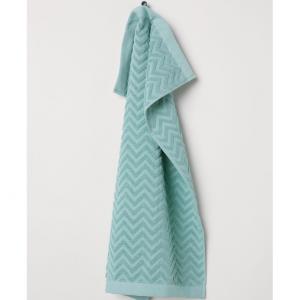 Jacquard-patterned Hand Towel