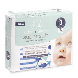 disposable super soft diapers, size 3
