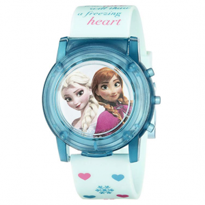 Disney Kids' Digital Display Analog Quartz Watch @ Amazon