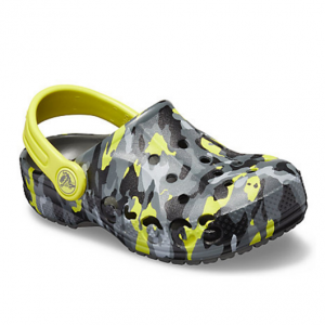 Kids' Baya Seasonal Graphic Clog