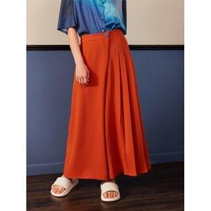 HOWL Asymmetric Pleated Wide Pants