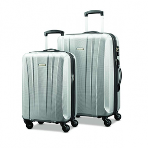 "$119.16 Samsonite Pulse Dlx Lightweight 2 Piece Hardside Set (20""/28"") @ Amazon"