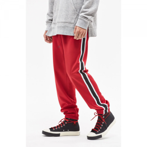 PacSun Side Stripe Stadium Track Pants