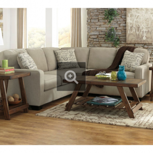 Signature Design by Ashley® Camden 2-Pc Sectional