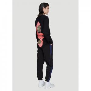 P.A.M Mutagenesis Long Sleeve T-Shirt in Black