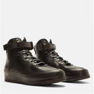 HENDER SCHEME MIP 01 Hi-Top Sneakers in Black