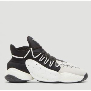 Y-3 BYW B-Ball Sneakers in Black