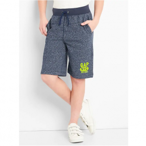 Gap Pull-On Logo Shorts