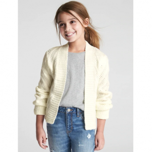 Gap Cozy Cardigan Sweater