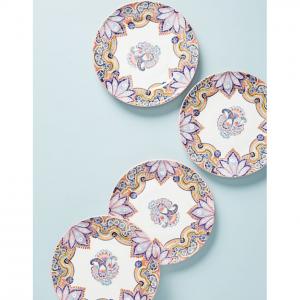 Zita Side Plates, Set of 4