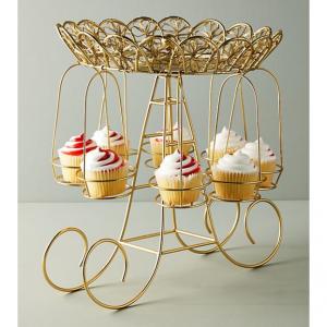 Cupcake Carousel