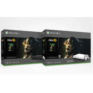 Xbox One X 1TB Console – Fallout 76 Bundle from $399
