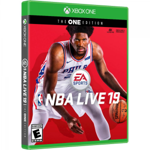 NBA Live 19: The One Edition for Xbox One