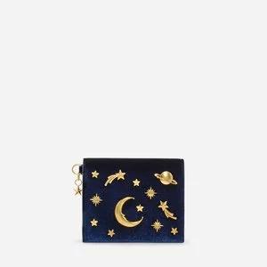 Galaxy Embellished Cardholder