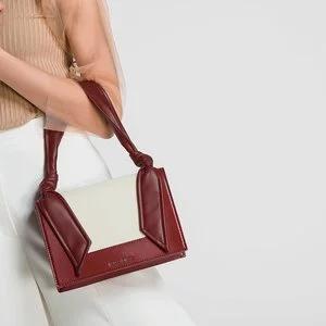 Knotted Strap Handbag