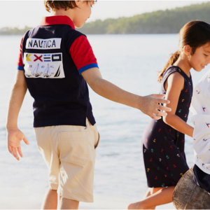 50% off + extra 15% off kids clothing @ Nautica