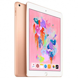 $49.01 off Apple iPad 6th Gen(Wi-Fi, 32GB) - Gold (Latest Model) @ Amazon