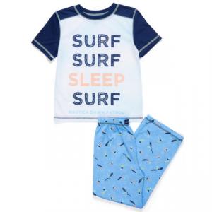 BOYS' SURF-SURF PJ PANTS SET (XS-XL)