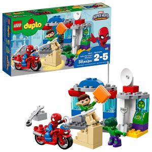 LEGO Duplo Super Heroes Duplo Super Heroes Spider-Man & Hulk Adventures 10876