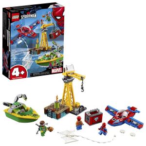 LEGO Marvel Spider-Man: Doc Ock Diamond Heist 76134 Building Kit