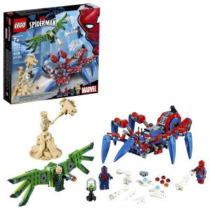 LEGO 6251075 Marvel Spider-Man's Spider Crawler 76114 Building Kit