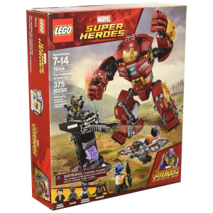 LEGO Marvel Super Heroes Avengers: Infinity War The Hulkbuster Smash-Up 76104 Building Kit