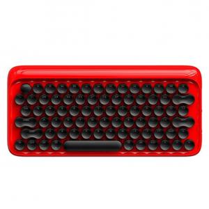 Retro Keyboard Vintage Keyboard Lofree DOT Bluetooth Wireless Mechanical Keyboard