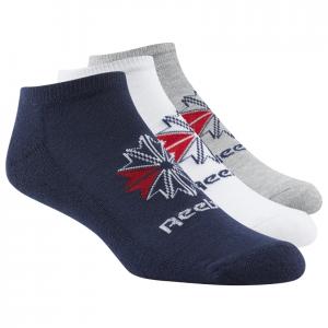 Reebok Low Cut Socks - 3 Pack