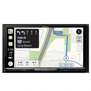 Newegg官網 Pioneer AVIC-W8400NEX 7吋高端汽車中控娛樂屏幕熱賣 立減$496 支持無線CarPlay
