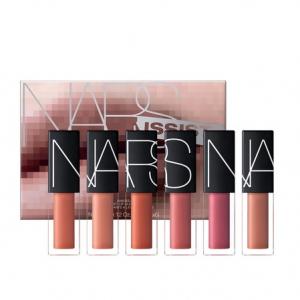 NARS NARSissist Wanted 6-Piece Velvet Lip Glide Set