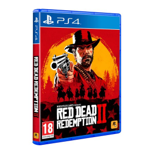 $20 off Red Dead Redemption 2 by Rockstar Games @ GameStop