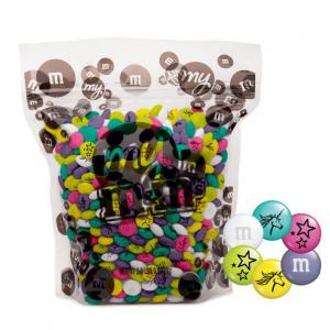 Unicorn M&M's® Candy Blend (2-lb Bag)