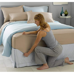 SGI bedding Queen Sheets Luxury Soft 100% Egyptian Cotton @Amazon