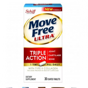 Schiff Move Free Ultra, Coated Tablets, 30 tablets