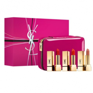 Yves Saint Laurent Limited Edition Rouge Pur Couture Vanity Trio