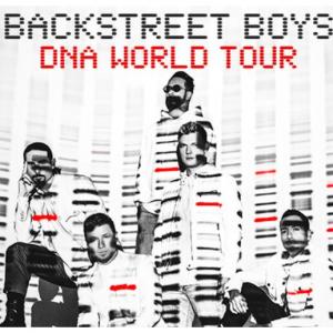 後街男孩 2019年世界巡回演唱會 @Ticketmaster