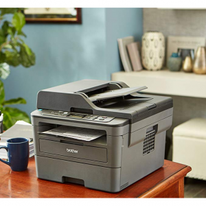 $60 off Brother Monochrome Laser Printer, Compact Multifunction Printer and Copier, DCPL2550DW