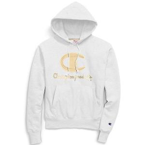 Exclusive Champion Life® Men's Hood, Chainstitch C Logo