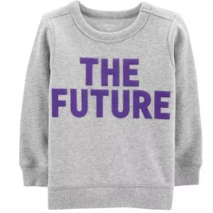 Carter's The Future Fleece Pullover