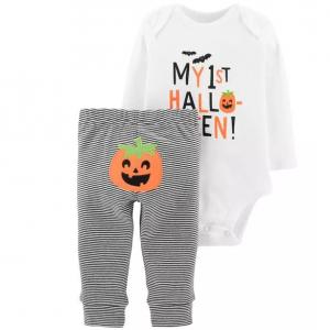 Carter's 2-Piece Halloween Bodysuit Pant Set