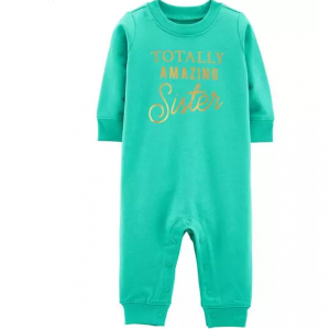 Carter's Totally Amazing Jumpsuit