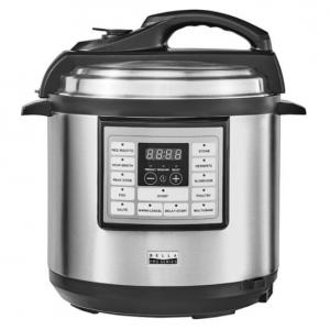 $40 off Bella - Pro Series 6-qt. Digital Multi Cooker - Stainless Steel @ Best Buy