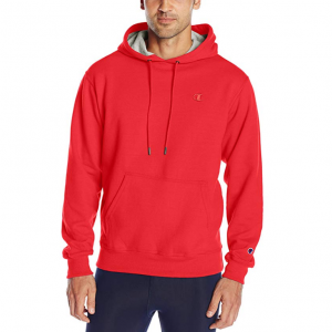 $21.27 for Champion Men's Powerblend Fleece Pullover Hoodie @ Amazon