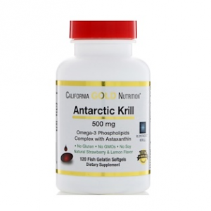 California Gold Nutrition, Antarctic Krill Oil